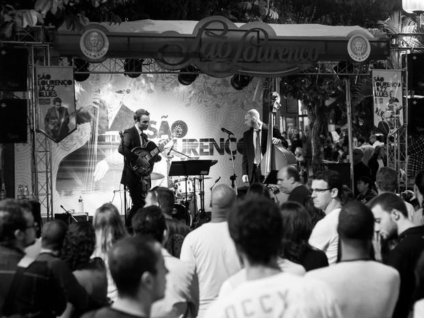 Festival de jazz passa por vários locais em São Lourenço (Foto: Assessoria de Imprensa)