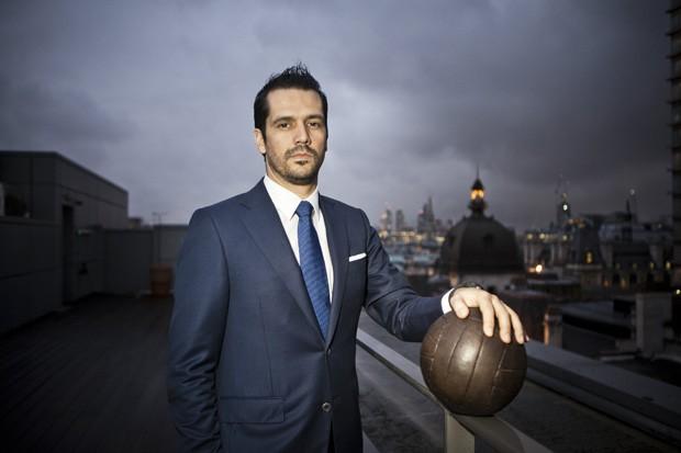 Nelio Lucas, o português que colocou R$ 190 milhões no Flamengo (Foto: Divulgação)