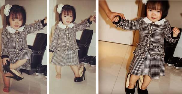Rafaella Lie veste look estilo Chanel (Foto: Reprodução/Instagram)