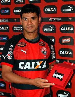 Dakson; Vitória (Foto: Divulgação/EC Vitória)