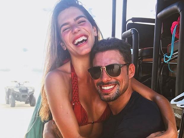 Mariana Goldfarb e Cauã Reymond (Foto: Reprodução/ Instagram)