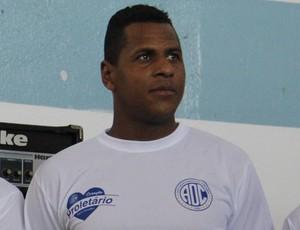 Novatos do Confiança (Foto: Osmar Rios / GloboEsporte.com)