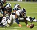 Defesa para Cam Newton, e Denver Broncos é tricampeão do Super Bowl