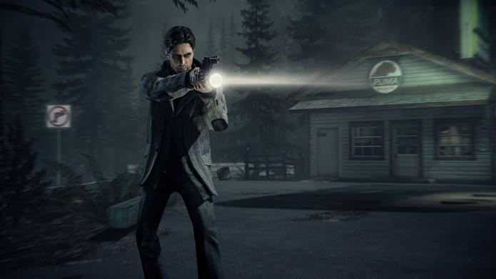 Alan Wake se passa no mesmo universso que Max Payne 1 e 2 (Foto: Divulgação/Remedy)