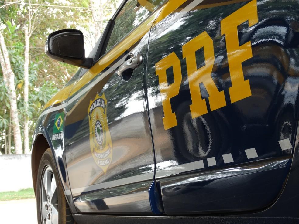 PRF tem realizado inúmeras ações ao longo das rodovias de Rondônia (Foto: PRF/Divulgação)