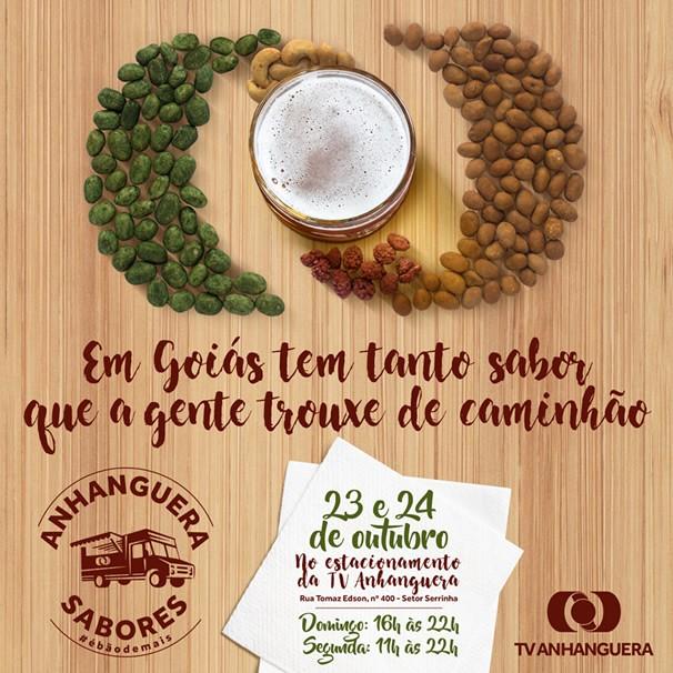 Festival Gastronômico Anhanguera Sabores (Foto: TV Anhanguera)