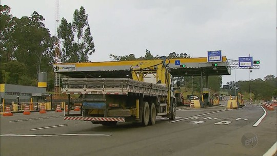 Pedágio na MG-050 é reajustado a partir desta terça-feira no Sul de Minas