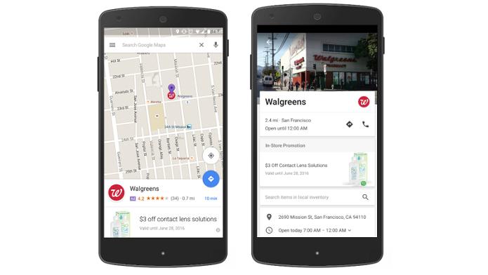 Google Maps ganhou novo sistema de anúncios (Foto: Divulgação/Google)