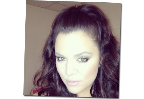 Khloe Kardashian (Foto: Reprodução/Instagram)