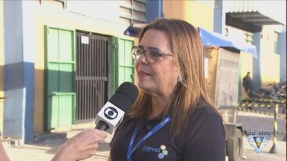 Ogmo do Porto de Santos, SP, realiza semana de prevenção de acidentes no cais