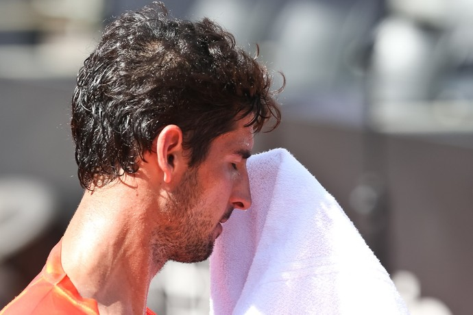 Thomaz Bellucci perde na primeira rodada em São Paulo (Foto: Ricardo Bufolin/ECP)
