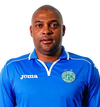 Sérgio Ricardo, auxiliar-técnico do Guarani (Foto: Divulgação / Guarani FC)