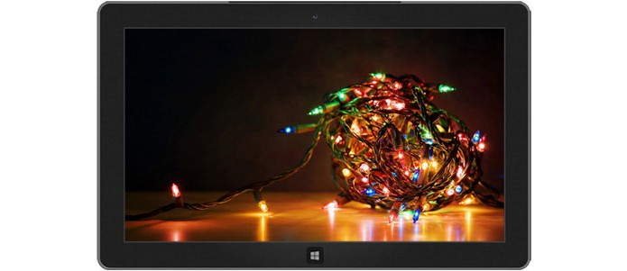 Luzes de Natal (Foto: Divulgação)