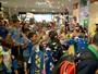 Piauienses desembarcam com oito medalhas do Pan Júnior de Badminton
