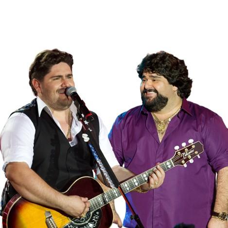 Cesar Menotti e Fabiano  (Foto: Marcos Hermes / Divulgação)