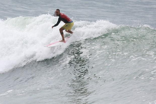 Paulinho Vilhena (Foto: Dilson Silva/Agnews)
