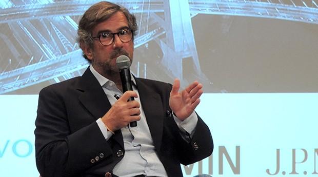 O lançamento da pesquisa contou com a presença de Leonardo Figueiredo, co-fundador do Instituto Quintessa e da corretora Hedging Griffo (Foto: Valdir Ribeiro Jr)