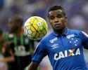 Élber é vetado, e Cruzeiro tem seis desfalques para o jogo contra o Fla