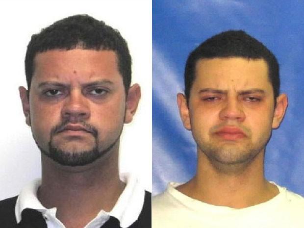 Max Walla é um dos cinco assaltantes do metrô (Foto: Divulgação / Polícia Civil)