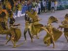 Império da Tijuca canta a rainha das águas doces na Sapucaí