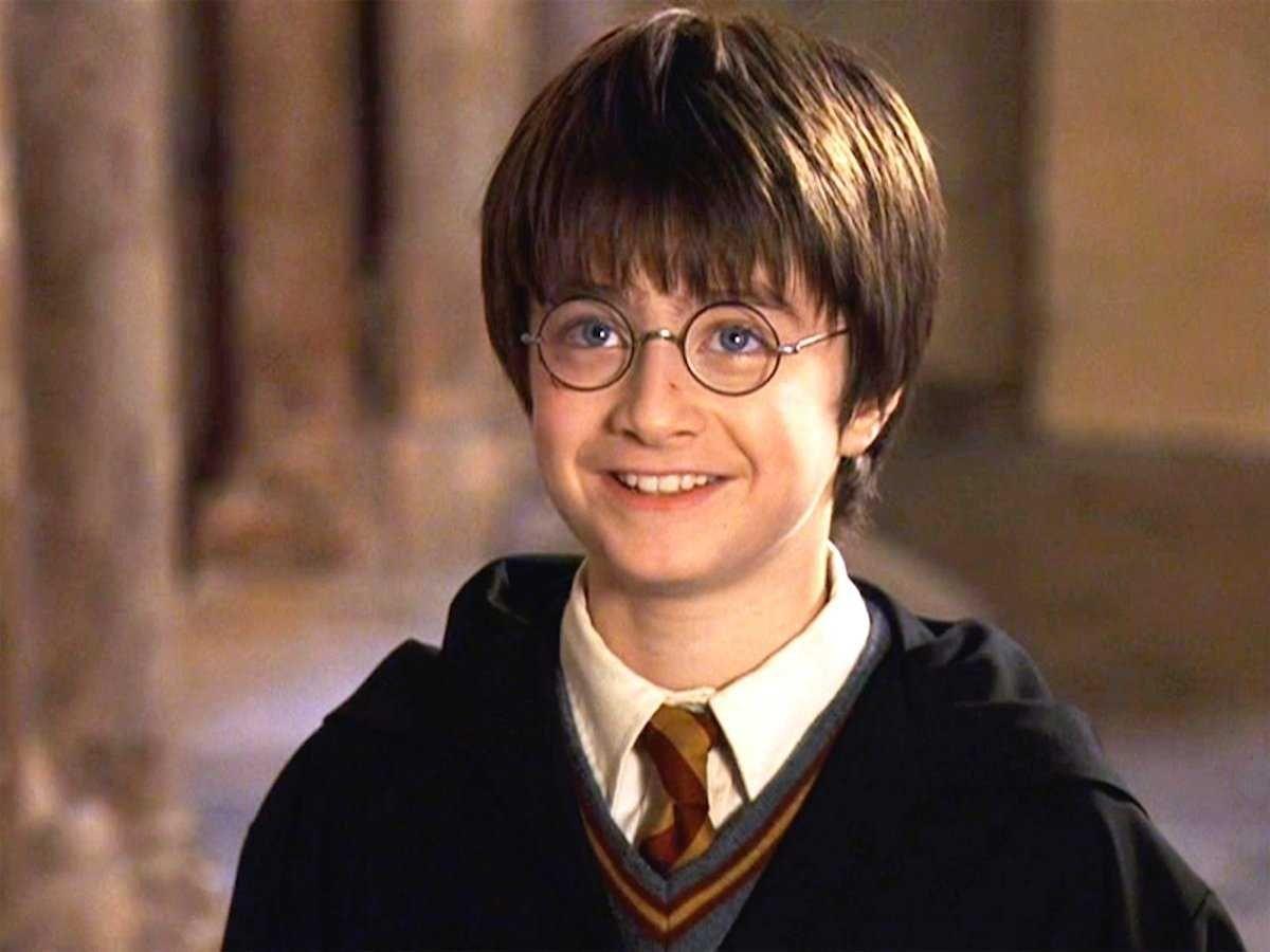 O visual clássico do Harry Potter (Foto: Reprodução)