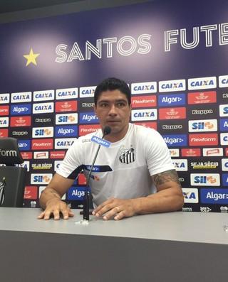 Renato Santos Entrevista (Foto: Gabriel dos Santos)