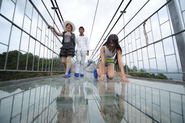 Ponte China (Foto: Getty Images / Divulgação)