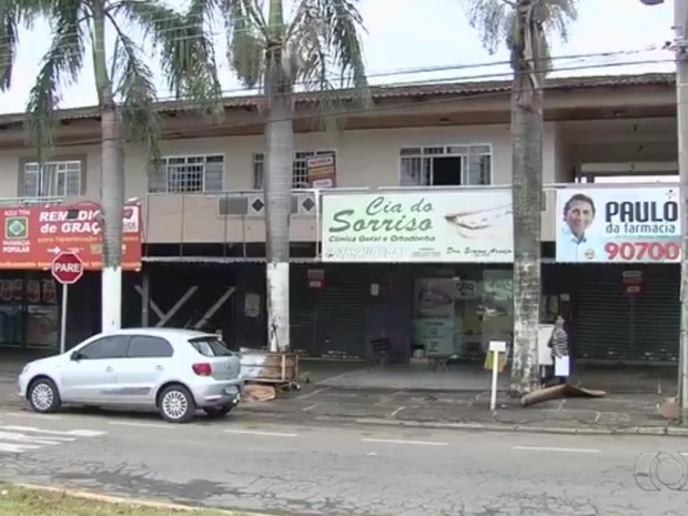 População reclama de projeto de lei que muda nome de ruas iguais em Goiânia, Goiás (Foto: Reprodução/TV Anhanguera)
