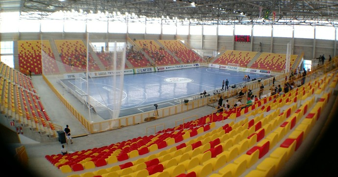 Arena Sorocaba (Foto: Emilio Botta)