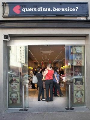 Rede 'quem disse, Berenice' chega ao mercado com seis lojas (Foto: Divulgação)