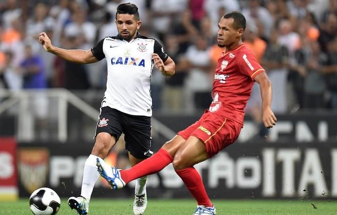 Guilherme - Corinthians e Audax (Foto: Mauro Horita)