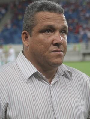 RN - Givanildo Sales, técnico do Baraúnas (Foto: Fabiano de Oliveira)