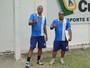 Hugo prega respeito ao Brasil Central e valoriza o apoio da torcida do Azulão