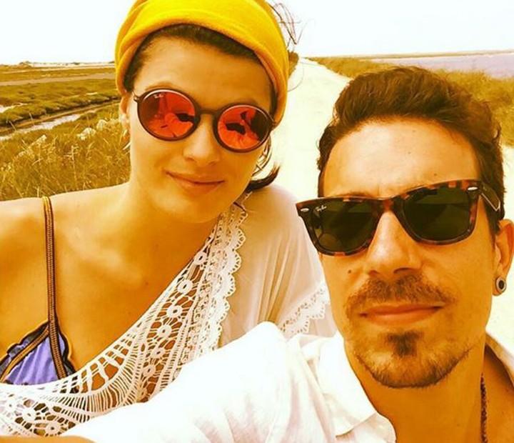 Os dois se conheceram no Altas Horas e namoram há dois anos (Foto: Arquivo Pessoal)