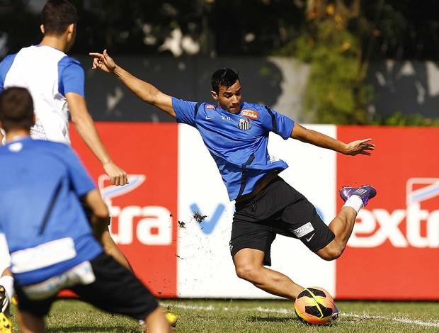 Henrique, atacante do Santos (Foto: Divulgação/Santos FC)