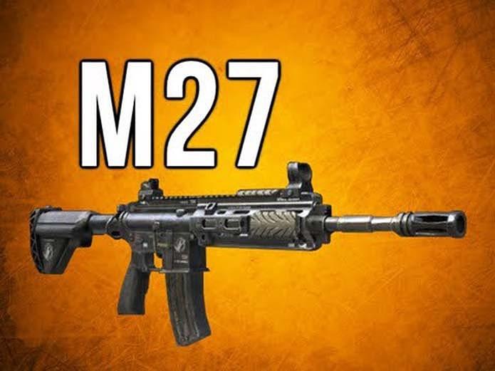 M27 é versátil e poderosa (Foto: Reprodução/YouTube)