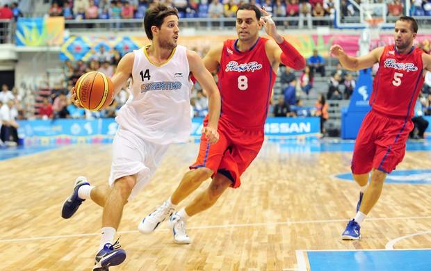 Nicolas Laprovittola basquete Argentina (Foto: Getty Images)