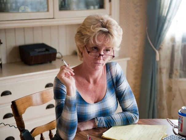 """Melissa Leo em """"O Vencedor"""", filme que lhe rendeu o Oscar de melhor atriz coadjuvante (Foto: Divulgação)"""