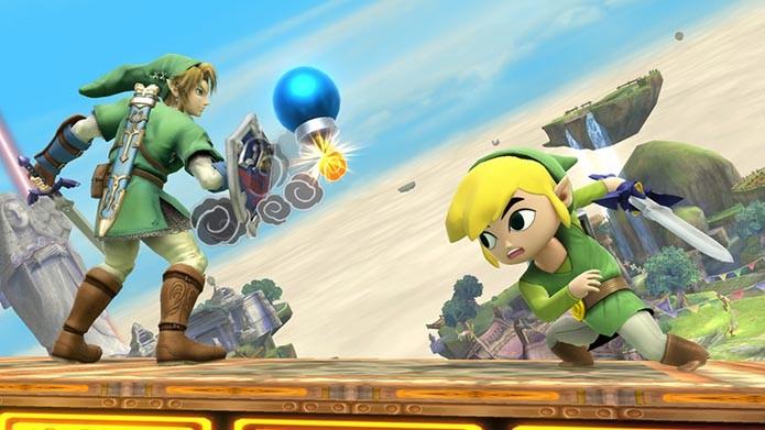 The Legend of Zelda: confira as aparições dos personagens da série em outros jogos (Foto: Reprodução)