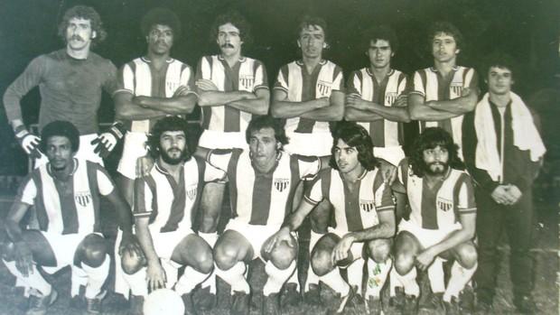 Lico defendeu o Avaí de 1977 até 1979 (Foto: Divulgação/ Arquivo Pessoal)