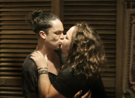 Visky tem noite de amor com Lourdeca!