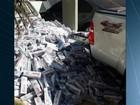 Maior contrabandista de GO é preso com R$ 500 mil em cigarro, diz polícia