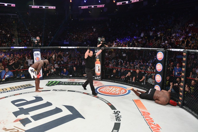 Kimbo Slice; Dada 5000; Bellator 149 (Foto: Divulgação Bellator MMA)