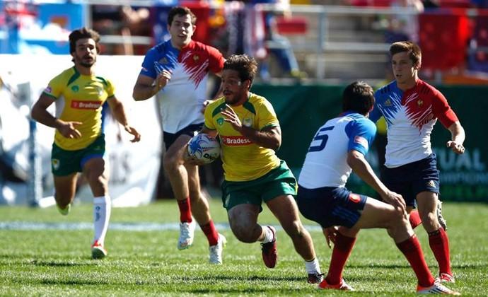 Lucas Duque Tanque Brasil rúgbi (Foto: World Rugby/Divulgação)