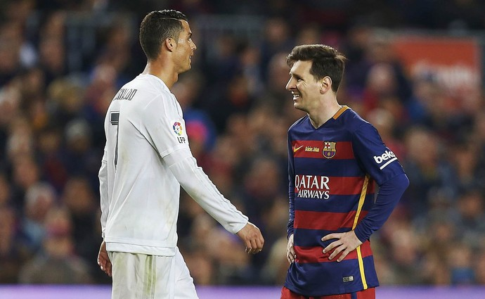 Messi Cristiano Ronaldo Barcelona Real Madrid (Foto: Alejandro García / EFE)