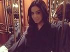 Anitta fala sobre novo visual: 'Estou amando tudo'