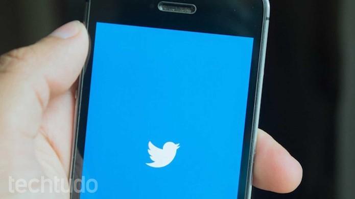 Como usar o leitor de código QR do Twitter para seguir pessoas (Foto: Marvin Costa/TechTudo)