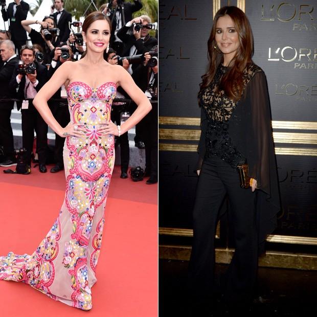 Cheryl em maio e Outubro (Foto: Getty Images)