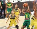 Cestinha do Brasil, Iziane é escolhida a MVP na conquista do Sul-Americano