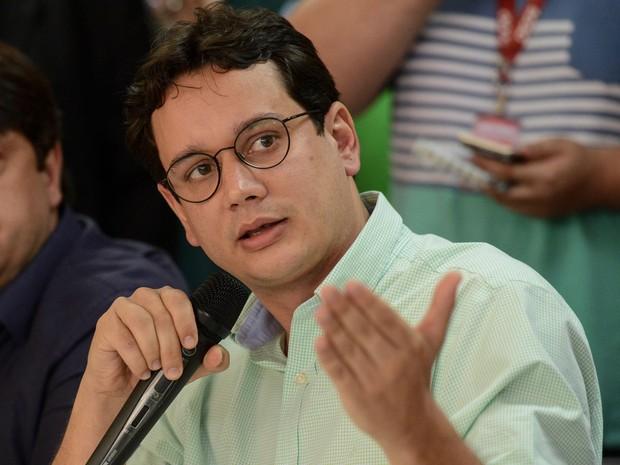 Secretaria de Cidade Sustentável e Inovação: André Fraga (Foto: Divulgação)